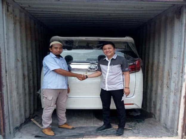 Jasa Kirim Barang, Mobil, Motor & Container ke Jayapura